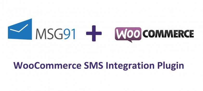 MSG91 WooCommerce SMS Integration Plugin