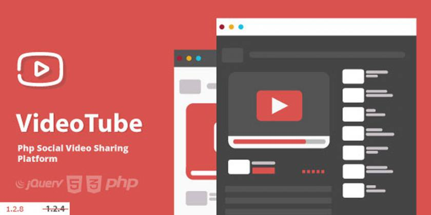 Introducing To VideoTube – Video CMS PHP Script