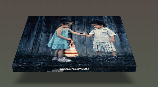 3d image hover effect css