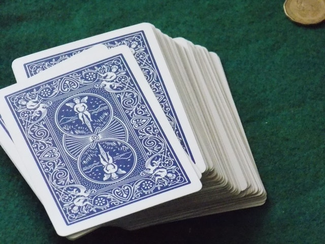 print deck of cards in Python