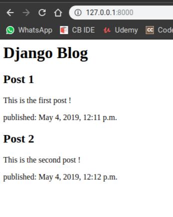 add dynamic data through django template tags