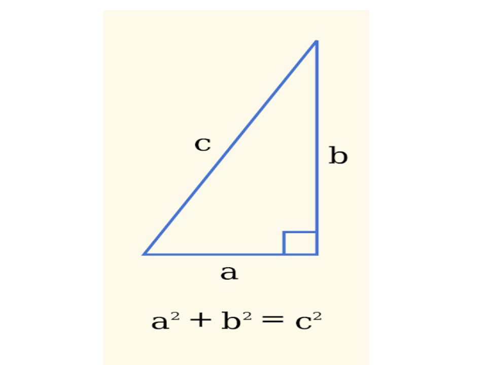 rightangled triangle