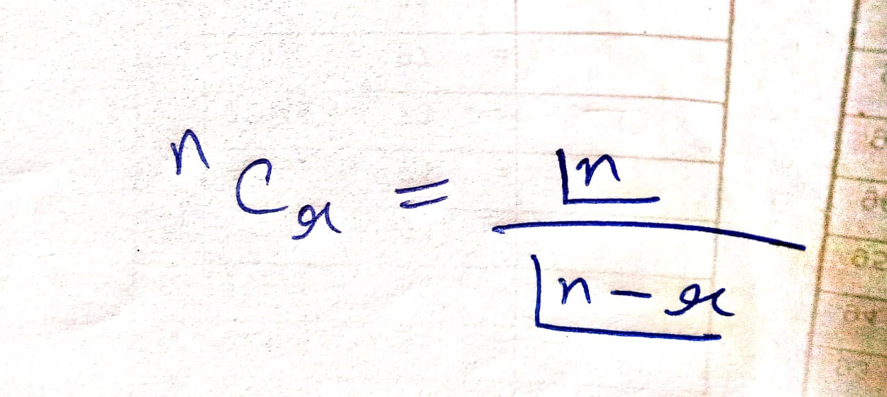 formula of pascal's triangle