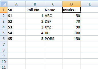 Count number of rows and columns in an excel file in Python