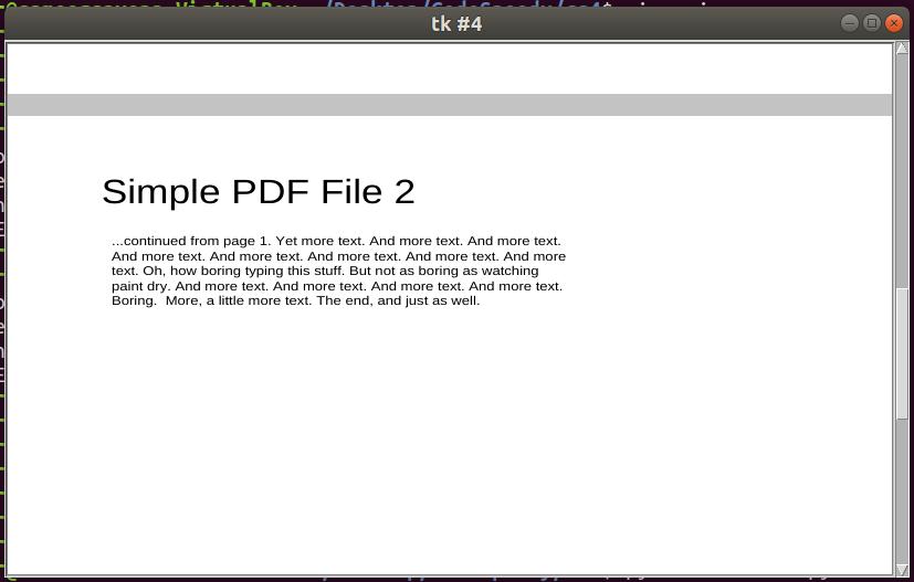 pdf viewer using tkinter