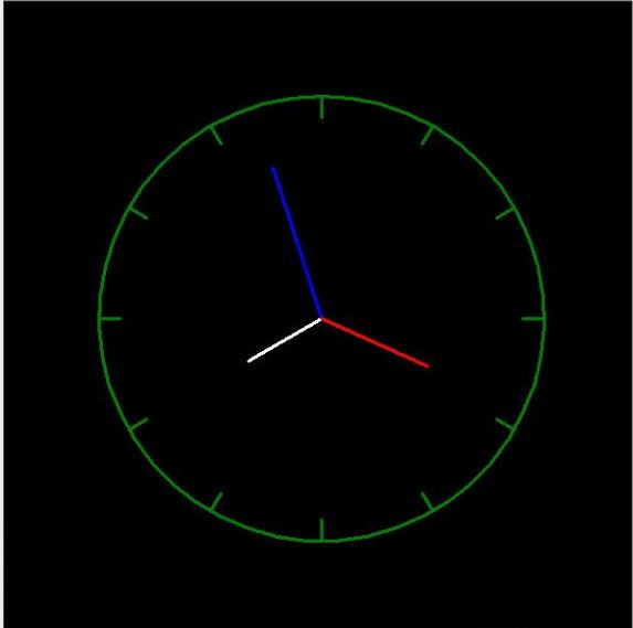 How To Create Analog Clock in Python