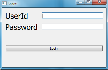 Create a Simple Login Form using PyQt5 in Python