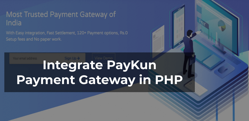 How to integrate PayKun Payment Gateway in PHP