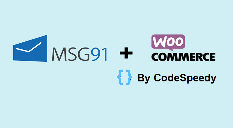 MSG91 WooCommerce Order SMS Notifications Pro Plugin