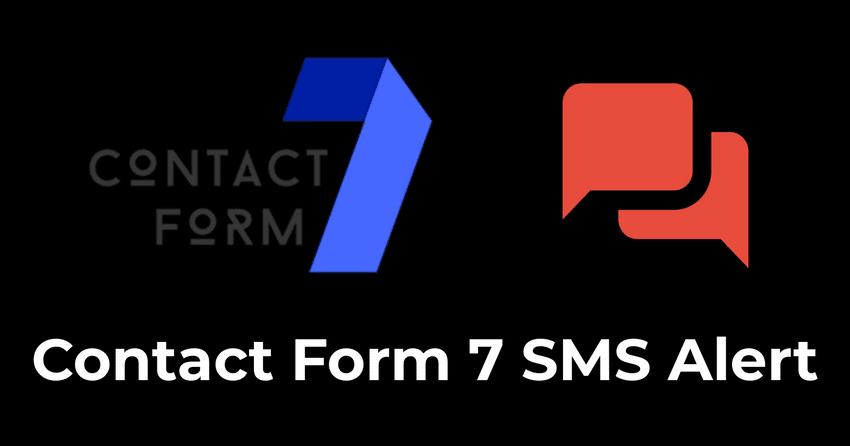 Contact Form 7 SMS Alert Plugin